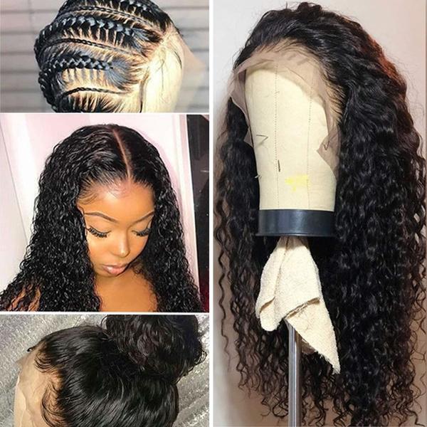 wig, hairextensionshumanhair, Shorts, lacefronthumanhairwig