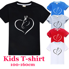Heart, Fashion, Summer, short sleeves