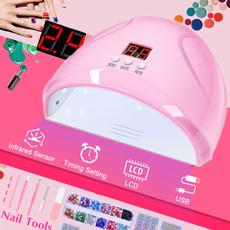 Machine, Sensors, manicure, Beauty