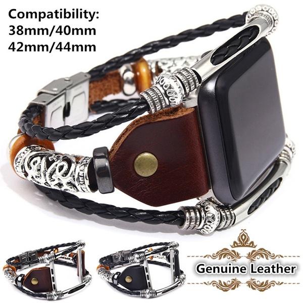 watchbandstrap, Wristbands, iwatchband38mm, leather