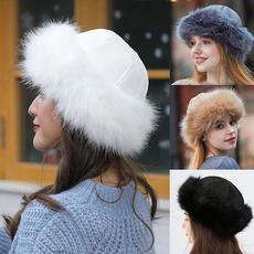 fluffy, winter hats for women, Fashion, fur