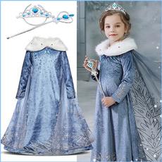 Cosplay, Christmas, Princess, Dress