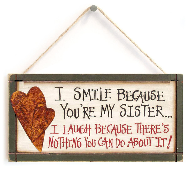 friendgift, sistergift, Gifts, sisterplaque