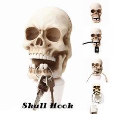 Home & Kitchen, keyholder, Bathroom Accessories, Skeleton