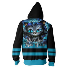 Fashion, Hoodies, aliceinwonderlandcostume, boyshoodiesweatshirt