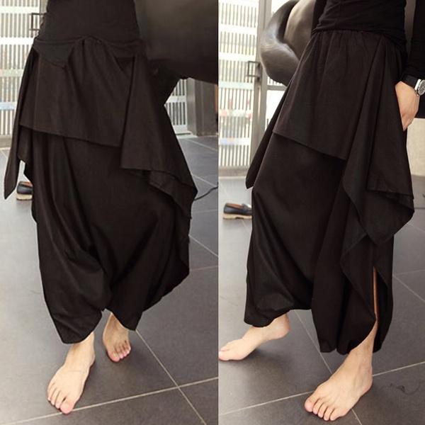 bohemia, harem, Plus Size, women trousers