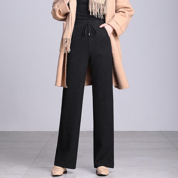 meshpant, Women Pants, high waist, Office