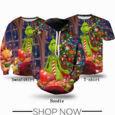 Fashion, greenmonstergrinch, T Shirts, Women Clothing