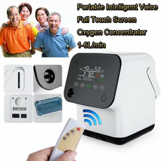 portable, Touch Screen, oxygensensor, homemedicalequipment