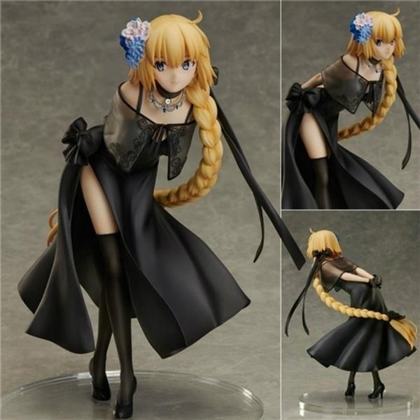 Christmas Fgo 2020 Jeanne 2020 NEW 21cm Anime FGO Fate Grand Order Ruler Jeanne Arc Black