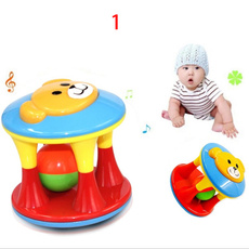 Toy, rattle, babyball, handbellrattle