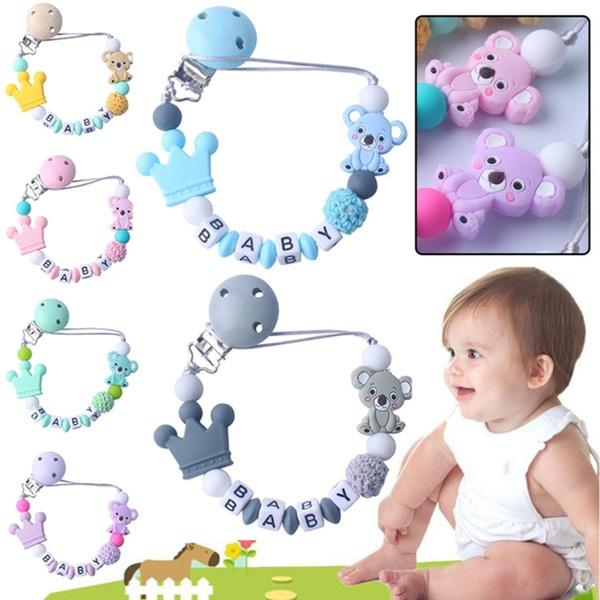 koala, chewtoy, teethingsoother, Chain