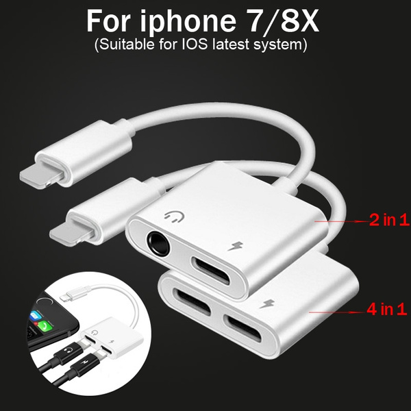 IPhone Accessories, headphoneplug, Converter, charger