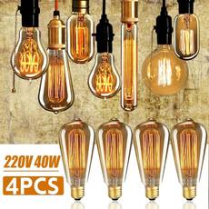 Vintage, vintagependantlight, e27lightbulb, Home & Living