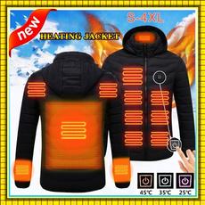 hooded, fashionmenswear, winter coat, Coat