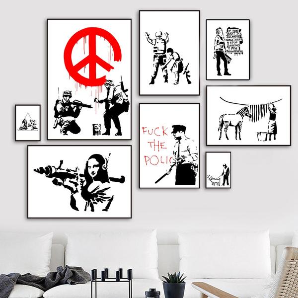 Wall Art, Home Decor, postersampprint, Posters