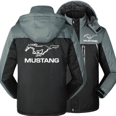 Jacket, Fleece, Outdoor, hooded