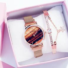 Fashion Watches Women, quartz, womenwatchesandbraclet, Watch