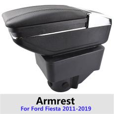 armrestrotatable, fiestaaccessorie, black, armrestbox