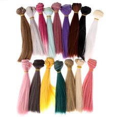 wig, straightwig, Fiber, dolldiywig