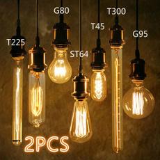 Antique, Light Bulb, Decor, Home Decor