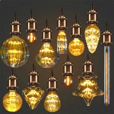 edisonbulbled, tubeledbulb, lights, tablelampbulb