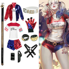 Fashion, Cosplay, Carnival, harleyquinn