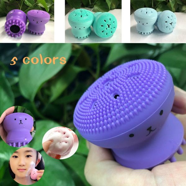 facescrubber, Beauty tools, Beauty, Silicone