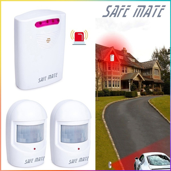 motiondetector, Home & Living, Alarm, safetyampsecurity