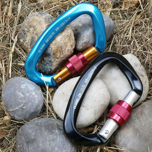 Mountain, Carabiners, Outdoor, Outdoor Sports