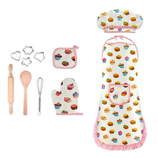 girlscookinggame, Kitchen & Dining, Baking, apron