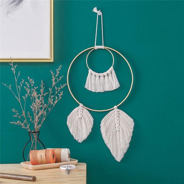 Home Decor, wovenwallhanging, Handmade, macramewallhanging