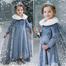 Cosplay, Christmas, Princess, Dress