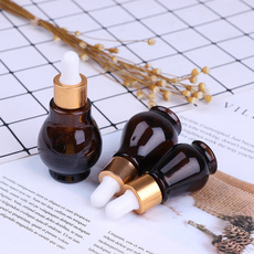 amber, Oil, Glass, Perfume