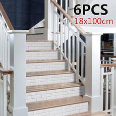 art, stickyrug, stair, Pvc