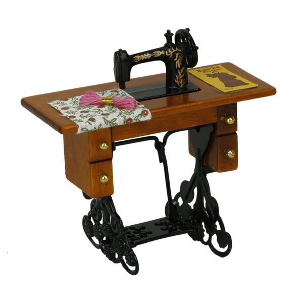 Machine, miniature, Vintage, Sewing