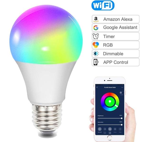 Light Bulb, dimmablelight, Home Decor, wifibulb