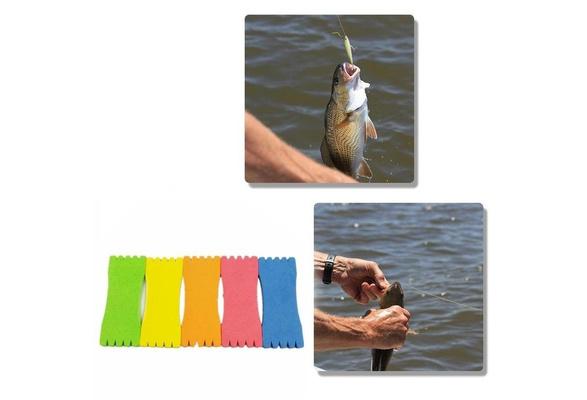 Details about  /Wire Leader Swivel EVA  Foam Fishing Line Plate Winding Line Board Carp Lure
