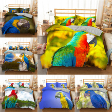 Pillow Covers, Animal, Colorful, Bedding