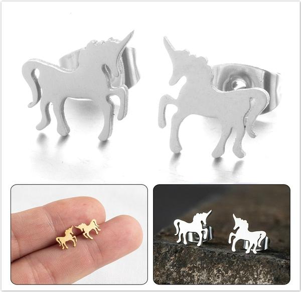 Sterling, cute, horse, Jewelry
