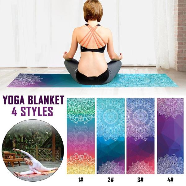 Yoga Mat, Yoga, yogablanket, Cloth