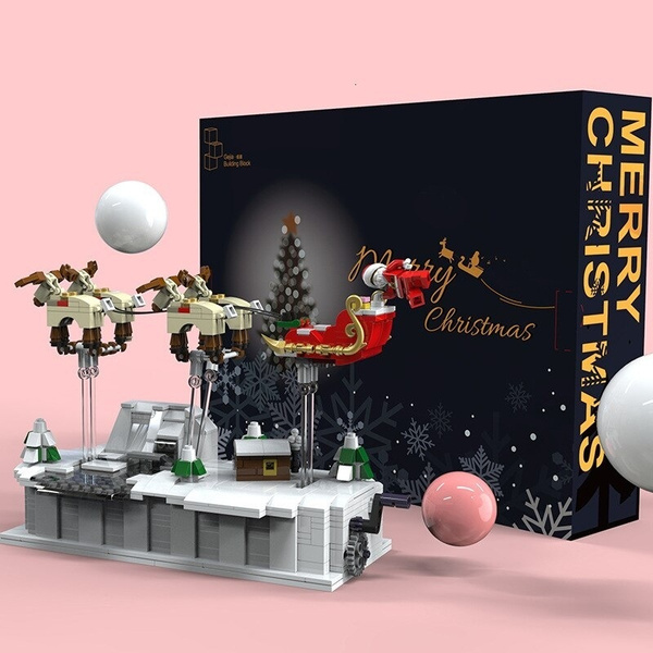 learningtoyforkid, legocity, clau, Christmas
