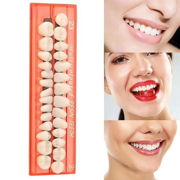denturesset, denture, Shades, teeth