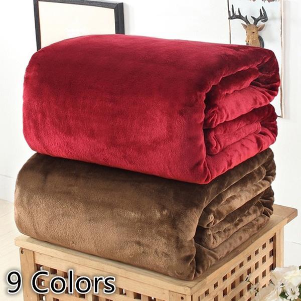 Fleece, warmblanket, sofablanket, Beds