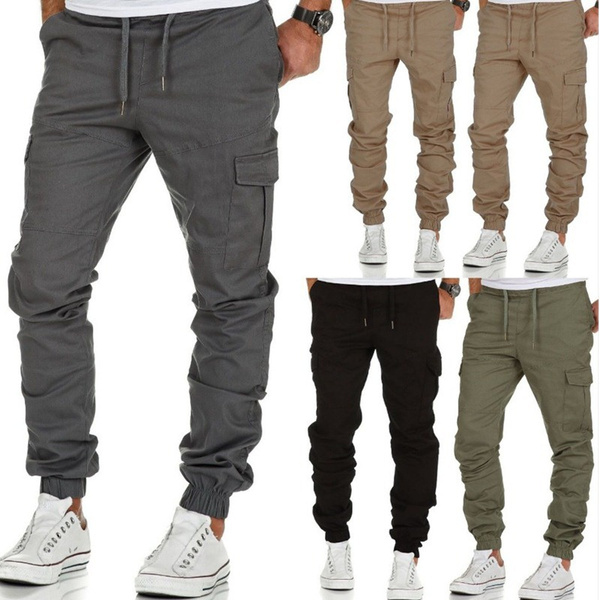 Fitness, trousers, Cotton, pants