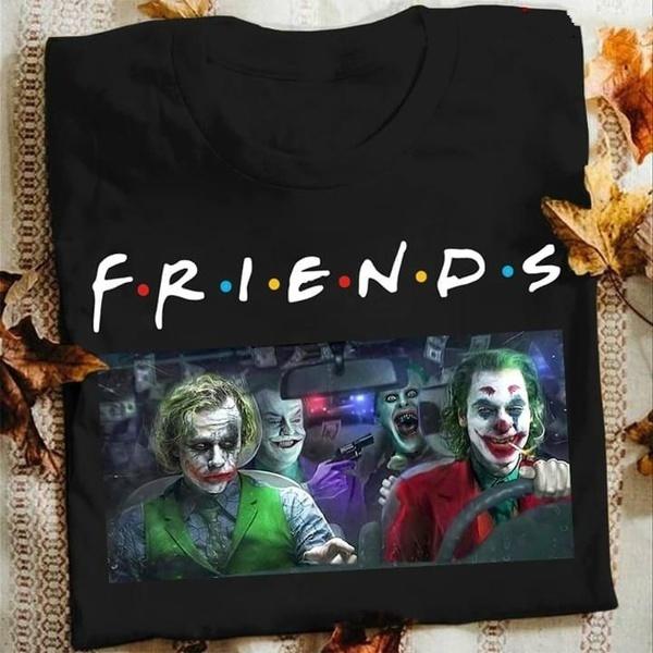 jokershirt, Fashion, Shirt, jokermovieshirt