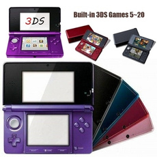 3dvisiongameconsole, Video Games, ndsl, Console
