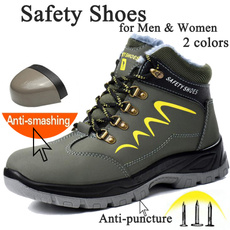 winterbootsformen, safetyshoe, antipuncture, workshoe