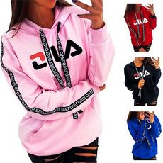 Мода, Long Sleeve, Pullovers, hoodies for women