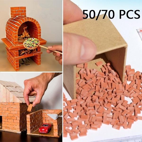 minibrick, Toy, modelbuildingkit, modellayout